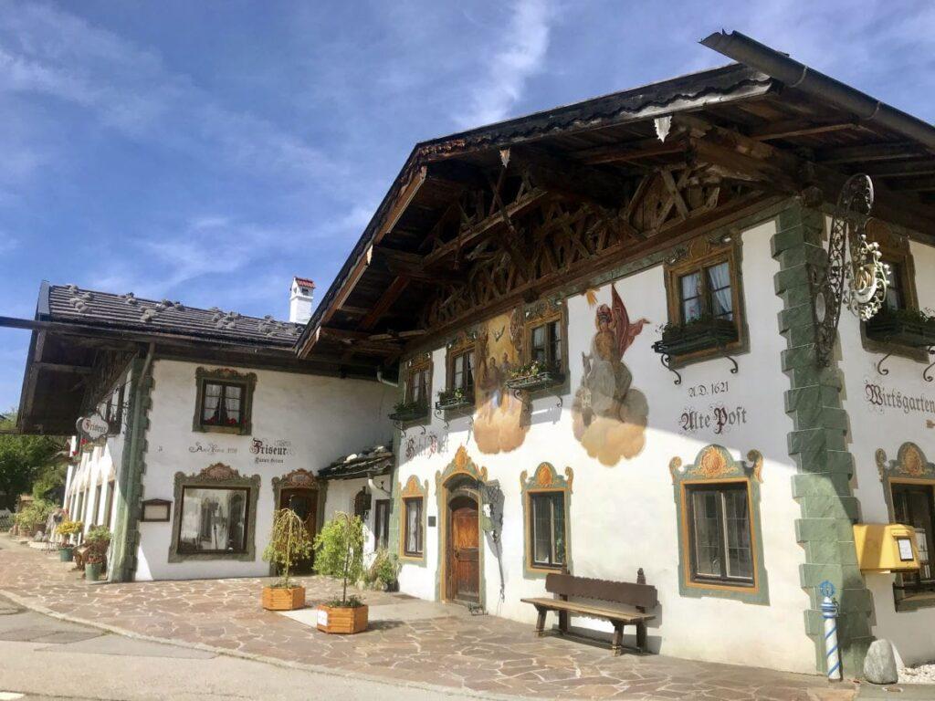 Mein Walchensee Hotel Tipp - echt bayrisch und gemütlich