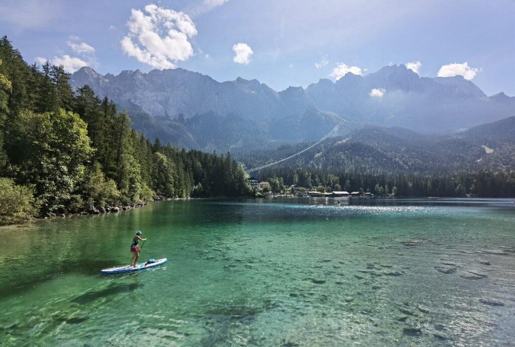 Die schönsten Orte in Deutschland - schau dir mal diese Seen in Bayern genauer an!