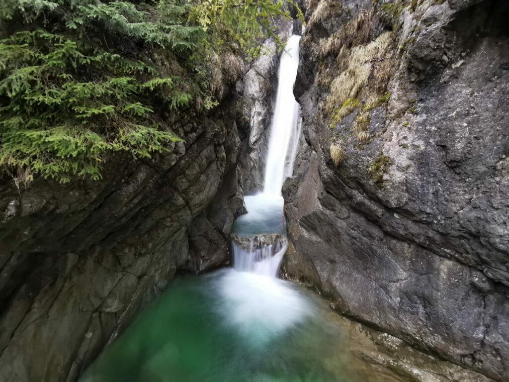 Tatzelwurm Wasserfälle, Oberaudorf - die schönsten Orte in Deutschland für Naturfreunde